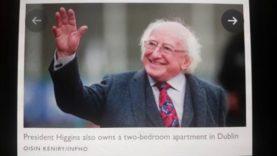 Micheal D Higgins landlord