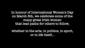 Mná na hÉireann (Women of Ireland)
