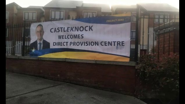 Leo Varadkar welcomes Direct Plantation centre to Castleknock