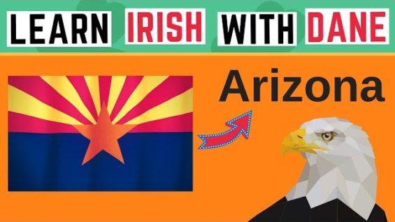 Describing Arizona In The Irish Language
