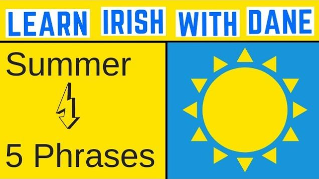 Learn 5 Great Summer Phrases In Under A Minute