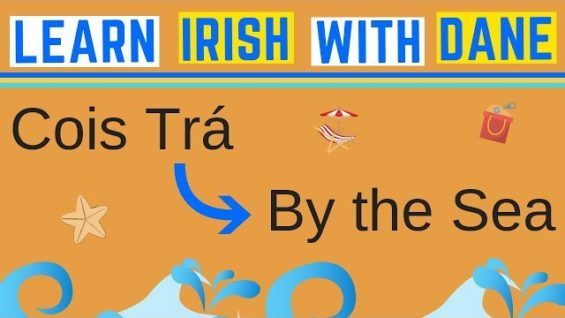 Irish Words And Phrases About The Beach