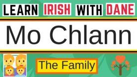 How To Describe The Family In Irish – Learn Irish