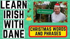 How To Say Happy Christmas In Irish – Learn Irish For Free