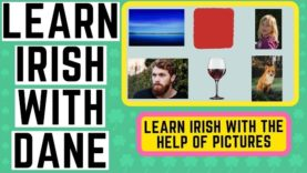 Learn Irish With The Help Of Pictures