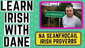 7 Proverbs in Irish Explained