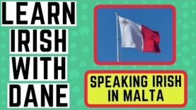 Speaking Irish In Malta