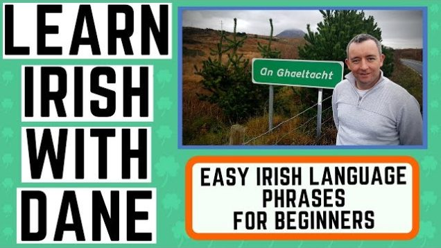 Learn Irish Phrases for Beginners