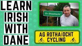 Learn the Irish Language – Cycling As Gaeilge
