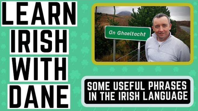Useful Irish Phrases for Everyday Conversation – Learn Irish Language