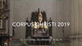 Corpus Christi Granada 2019