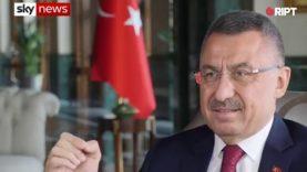 BREAKING: War crimes   Turkey prepared to attack Syrian Army