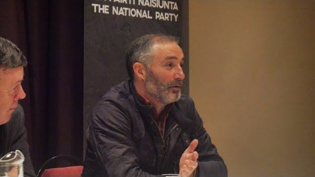 Paul Hanley – Open Borders, Rooskey and Standing Up for Ireland