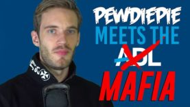 PewDiePie Meets The Mafia – Analysis by E. Michael Jones