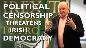Political Censorship: the Greatest Threat to Irish Democracy | George Hook at Irexit Limerick