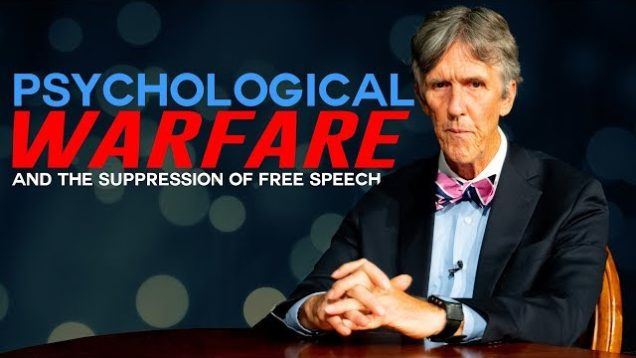 Psychological Warfare: E. Michael Jones on YouTube Censorship
