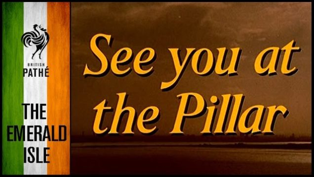 See You at the Pillar, Oscar-Nominated Short | British Pathé