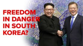 South Korea sleep walking into union with North, top lawyer, Gordon Chang, warns
