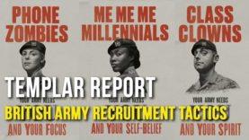 Templar Report: British Army's Recruitment Tactics