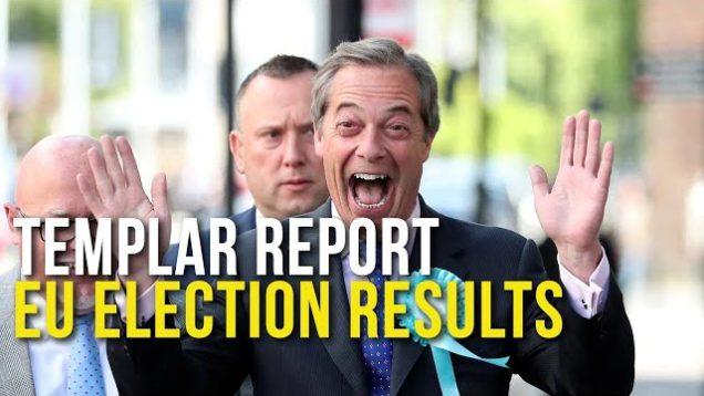 Templar Report: EU Election Results & Memorial day