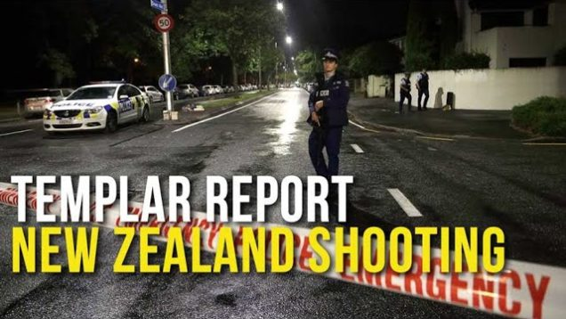 Templar Report: New Zealand Shooting