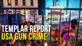 Templar Report: USA Gun Crime
