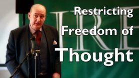 The Decline of Freedom of Thought in Ireland | Michael Leahy at Irexit Limerick
