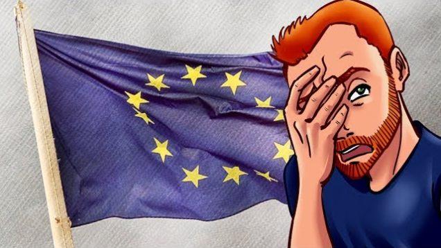 Authoritarianism & Another Insane EU Directive