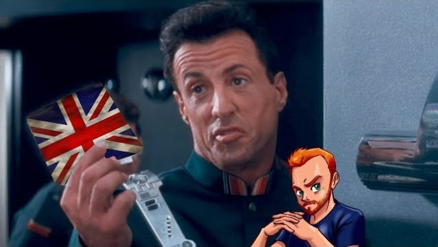 Britain Goes Full Demolition Man