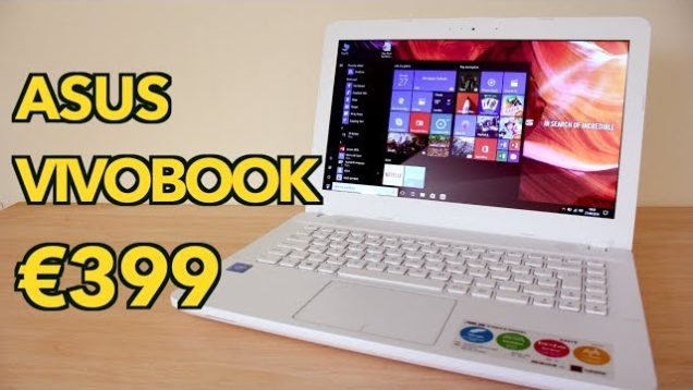 Cheap €399 Asus Laptop: Is It Worth it?