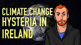Climate Change Hysteria in Ireland