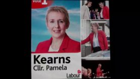 Cllr Pamela Kearns labour party