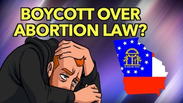 Disney, Netflix, WarnerMedia Threaten to Boycott Georgia Over Abortion Law