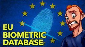 EU To Launch 'Big Brother' Biometric Database