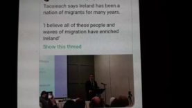Fine Gael illegal immigration has enriched Ireland