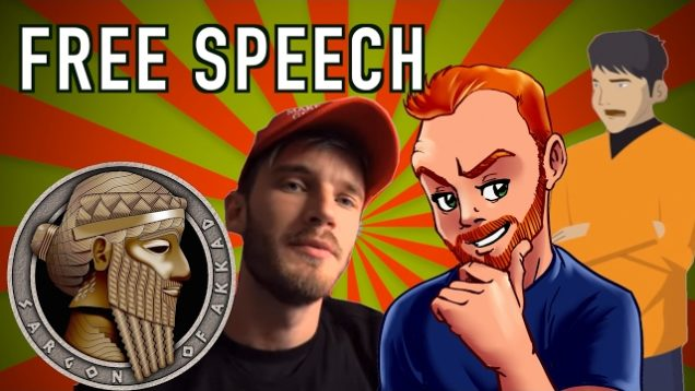 Free Speech, Pewdiepie & More with Sargon & Independent Man