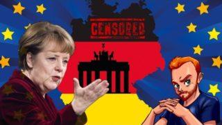 Germany's Rising Censorship & Authoritarianism