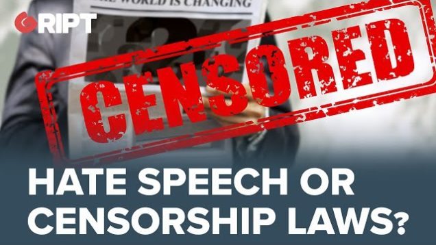Hate speech or Censorship Laws: What is Fine Gael and Charlie Flanagan really at?