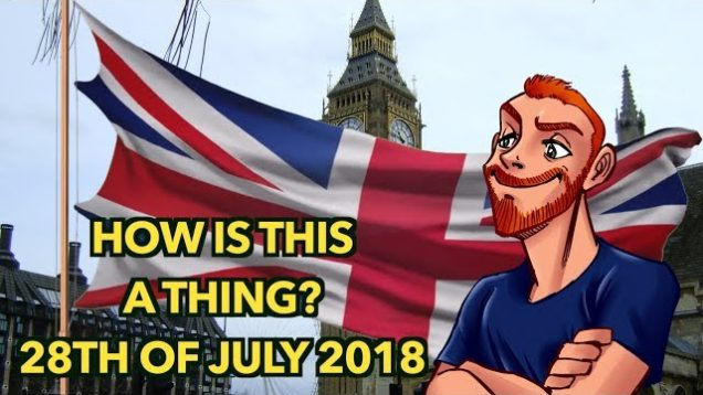 How is This a Thing? 28th of July 2018