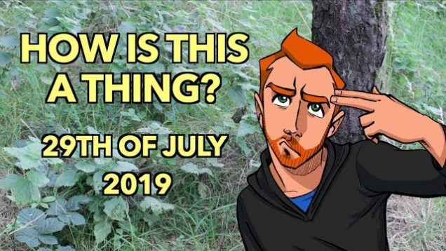 How is This a Thing? 29th of July 2019