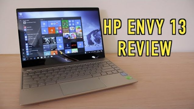 HP Envy 13 Destroys The Apple MacBook Pro