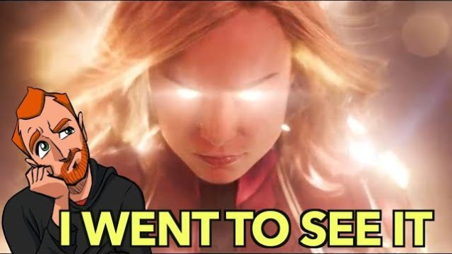 I Broke My Own Rule: Captain Marvel Review