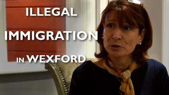Illegal Immigration and Wexford | Melissa O'Neill Interview with Wexford Today