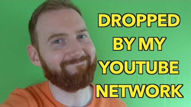 I've Been Dropped by My YouTube Partner Network