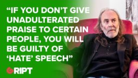 JOHN WATERS: If you don't give praise to certain groups of people, you'll be guilty of hate speech