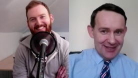 Justin Barrett Discusses Ireland, Immigration, Abortion & More