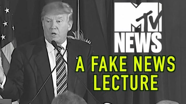 MTV Lectures You About Fake News and Fails…Again