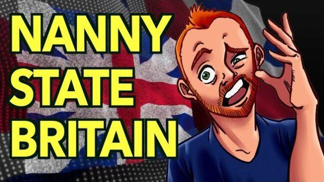 Nanny State: Britain's Do-Gooder PC Police