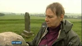 Nationalist Movement condemned the attack on the Stone of Destiny at the Hill of Tara.