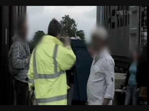 Non Irish cheating the Irish taxpayer on welfare system